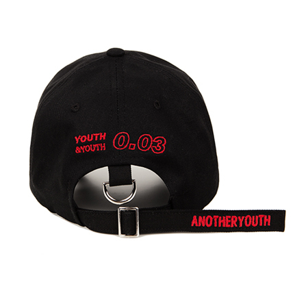 ★ANOTHERYOUTH★2017ss D-Ring CAP (ユニセックス)