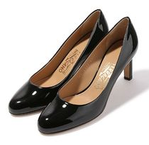 【関税負担】 SALVATORE FERRAGAMO L E O PUMPS