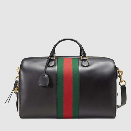 GUCCI バッグ [GUCCI]【Leather duffle】 ダッフルバッグ / ボストンバッグ(2)