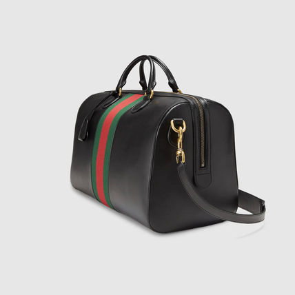 GUCCI バッグ [GUCCI]【Leather duffle】 ダッフルバッグ / ボストンバッグ(3)