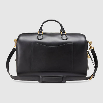 GUCCI バッグ [GUCCI]【Leather duffle】 ダッフルバッグ / ボストンバッグ(4)