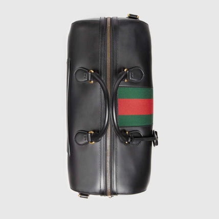 GUCCI バッグ [GUCCI]【Leather duffle】 ダッフルバッグ / ボストンバッグ(6)
