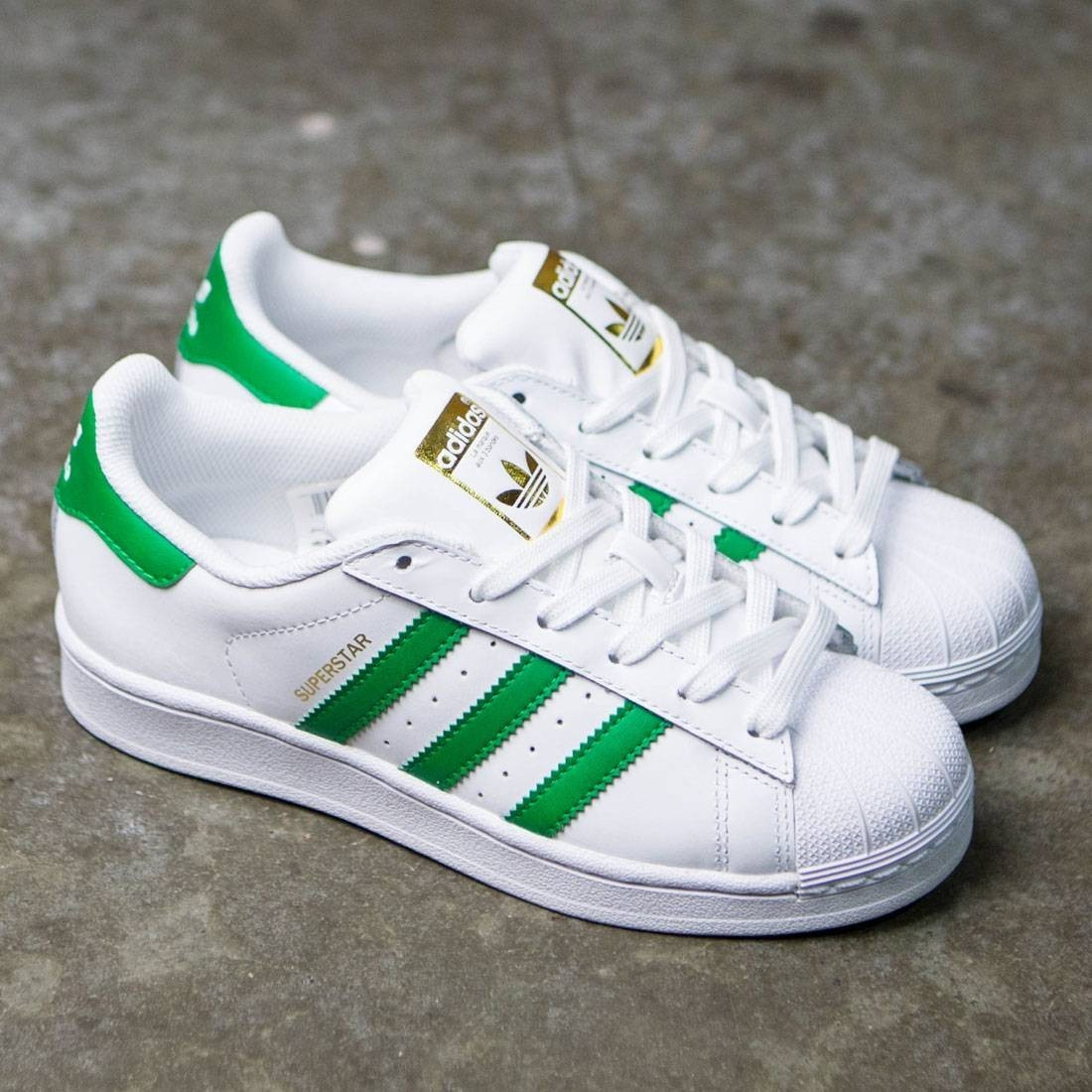【送料無料】ADIDAS WOMEN SUPERSTAR W WHITE
