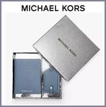 セール!Saffiano Leather Set★Michael Kors★パスポートケース