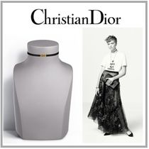 Christian Dior★2017SS Dio(r)evolution ロゴ チョーカー