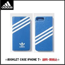 adidas正規品 BOOKLET CASE IPHONE 7+ケース 送料・関税込