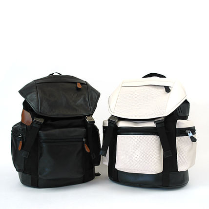 Coach バックパック・リュック 【即発◆3-5日着】COACH◆TREK PACK PERFORATED◆バックパック