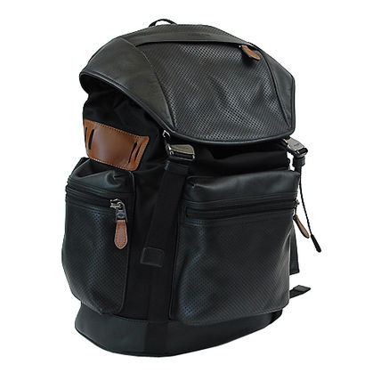 Coach バックパック・リュック 【即発◆3-5日着】COACH◆TREK PACK PERFORATED◆バックパック(3)