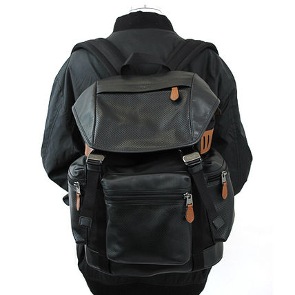 Coach バックパック・リュック 【即発◆3-5日着】COACH◆TREK PACK PERFORATED◆バックパック(7)
