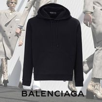 BALENCIAGA Hooded Sweat Shirts