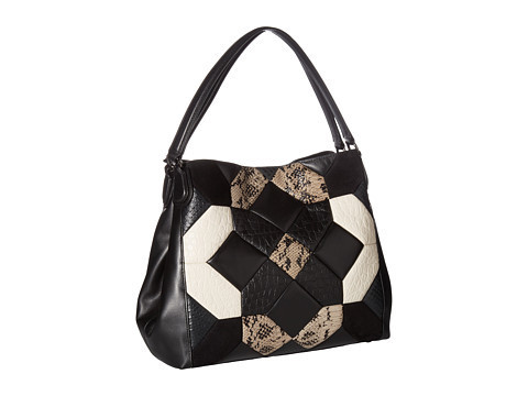 Canyon Quilt in Exotic Edie 31 Shoulder Bag 関税*送料込み