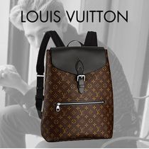 2017SS ◇ Louis Vuitton ◇ モノグラム パルク バックパック