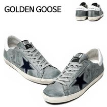 Golden Goose/正規品/EMS/送料込み16FW SUPERSTAR G29WS590 F53