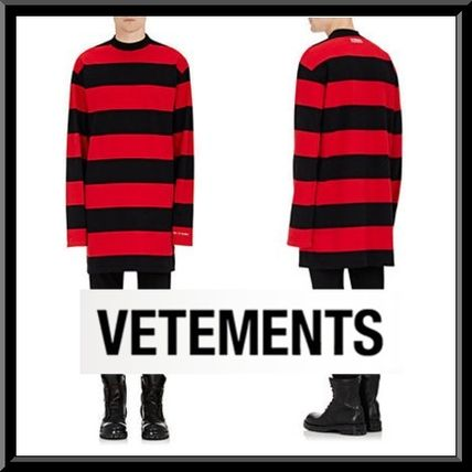 sold out inevitable VETEMENTS Rong catteau