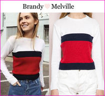 ☆新作*日本未入荷☆Brandy Melville☆ABI SWEATER