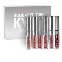 Kylie cosmetics Holiday限定 mini matte lipstick
