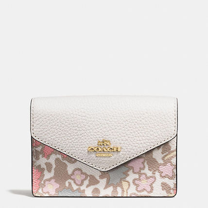 Coach・エンベロープカードケース・YANKEE FLORAL ・57871