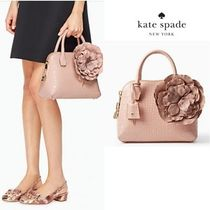 17SS新作★Kate Spade★fontaine court croc small margot