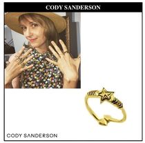 送料込み! Cody Sanderson☆ Double Arrow Small Star ゴールド