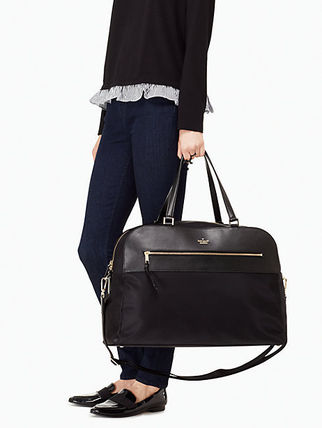 kate spade new york バッグ 【送料込み】旅行用に☆大きめバッグ○smith street zanna(5)