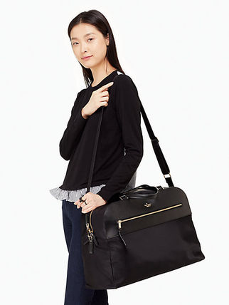 kate spade new york バッグ 【送料込み】旅行用に☆大きめバッグ○smith street zanna(6)
