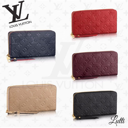 + Popular + LOUIS VUITTON Monogram design ZIPPY