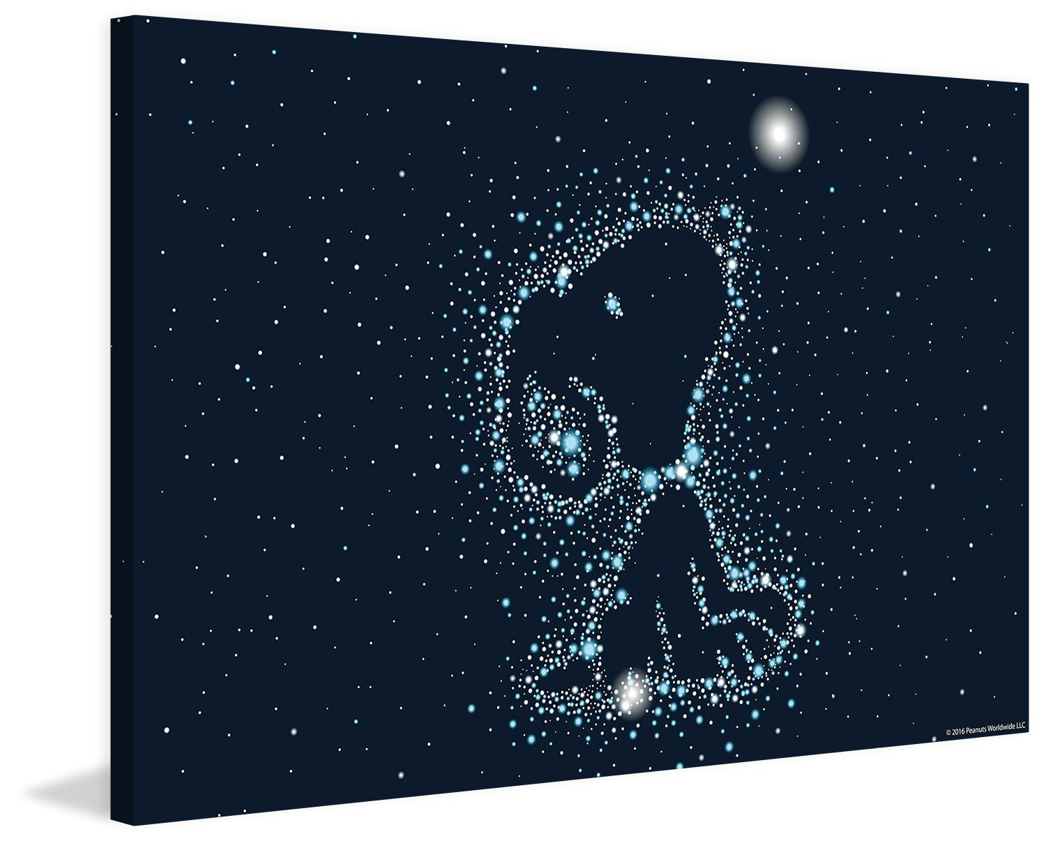 Marmont Hill Snoopy Constellation キャンバスアート 6サイズ