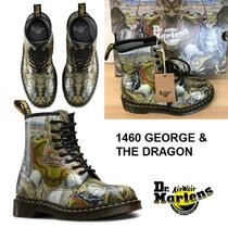 最新作! Dr. Martens1460 MULTI GEORGE & DRAGON BACKHAND