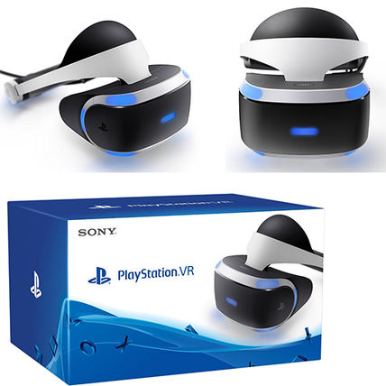PlayStationVR main body North American Edition /PSVR /