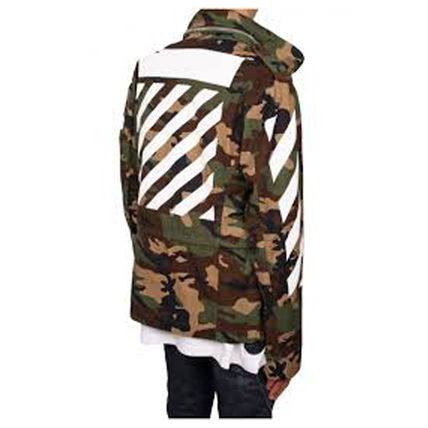 Off-white popular items camouflage