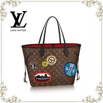 【17SS】★Louis Vuitton★ネヴァーフルMM