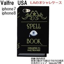 Valfre ヴァルフェー SPELL BOOK 3D IPHONE 7 CASE 正規品 即納