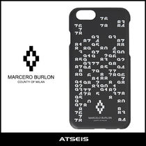 【国内発】 MARCELO BURLON PACO 【iPhone6/6S 対応】 ケース