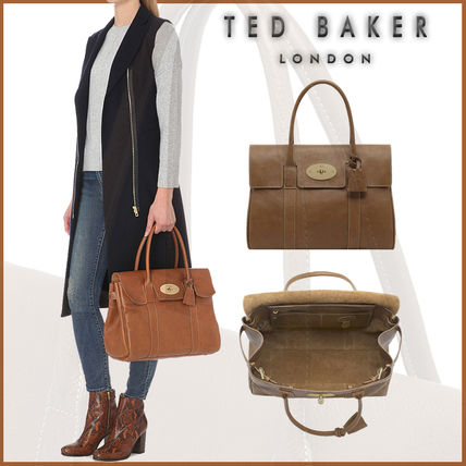 Mulberry ハンドバッグ 【関税/送料込】Mulberry Bayswater bag 国内発送