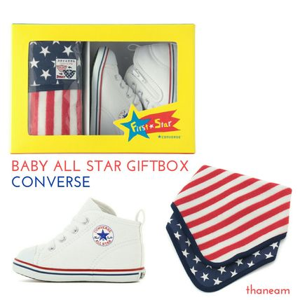 ●CONVERSE●ALL STAR BABY GIFTBOXオールスターベビーギフトBOX