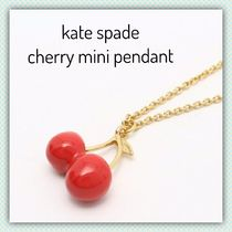 kate spade/ネックレス/ magnolia bakery cherry mini pendant