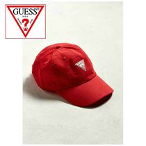 日本未入荷!UO限定☆GUESS☆Baseball Hat Red