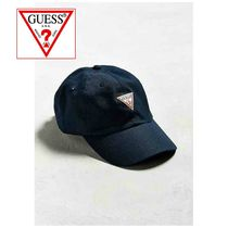日本未入荷!UO限定☆GUESS☆Baseball Hat Navy