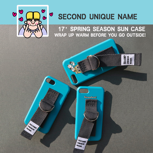 【SECOND UNIQUE NAME】17' SPRING SEASON /iPhone 5,6,7★NEW★
