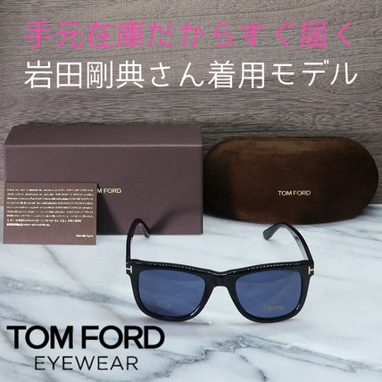 TOM FORD サングラス 【手元在庫だからすぐ届く】TOM FORD岩田剛典愛用TF336(FT0336)(2)