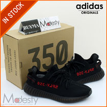 即発  adidas CP9652 YEEZY BOOST 350 V2 BLACK/RED 8.5/26.5cm