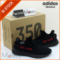 【即発】 adidas CP9652 YEEZY BOOST 350 V2 BLACK/RED 9/27cm