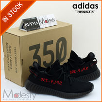 【即発】 adidas CP9652 YEEZY BOOST 350 V2 BLACK/RED 10/28cm