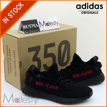 即発  adidas CP9652 YEEZY BOOST 350 V2 BLACK/RED 10.5/28.5cm