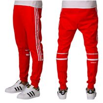 NEW!! 入手困難!! adidas CHALLENGER TRACK PANT (RED)