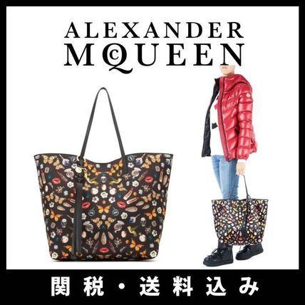 The final VIP sale Alexander MaQueen OBSESSION tote