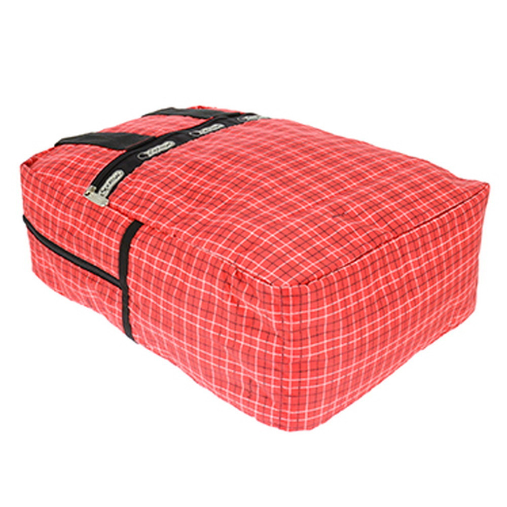 LESPORTSAC リュックサック バックパック TATTERSAL RED PRINT