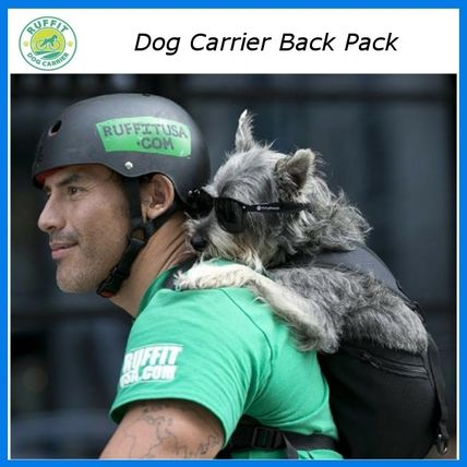 FB/インスタで大人気!!★Ruffit★Dog Carrier Back Pack
