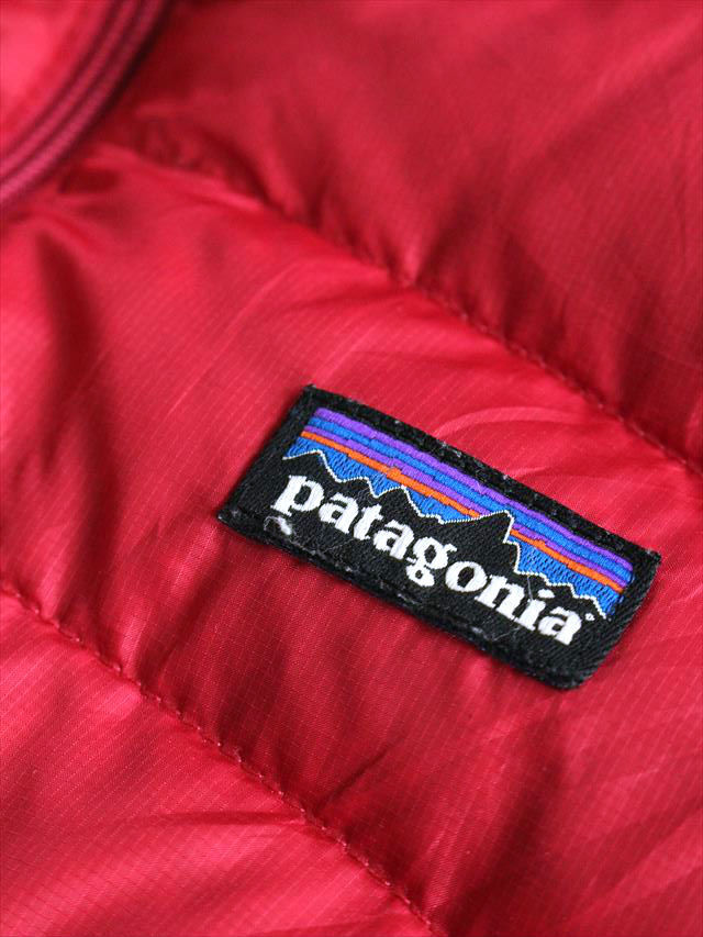 Patagonia 大人も着れる! Down Sweater Jacket Rossi Pink