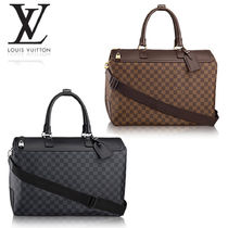 【Louis Vuitton】ネオ・グリニッジ ダミエ 旅行用バッグ 2色